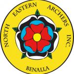 north eastern archers logo