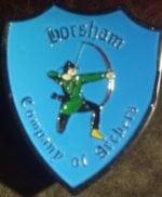 horsham company of archers logo
