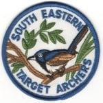 south eastern target archers logo