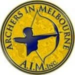 A. I. M. Archers In Melbourne logo